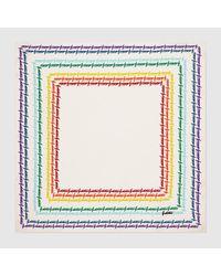 Gucci - Multicolor Print Silk Carr㨠- Lyst