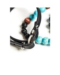 Guess - Multicolor Ross Beaded Bracelet Set - Lyst