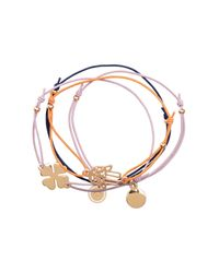 H&M | Metallic 4-pack Elastic Bracelets | Lyst