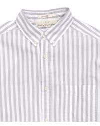 H&M - White Cotton Shirt for Men - Lyst