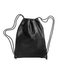 H&M | Black Backpack | Lyst