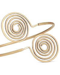 H&M - Metallic Armband - Lyst