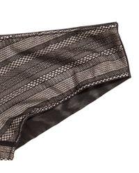 H&M - Multicolor Lace Shorts - Lyst