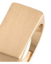 H&M - Multicolor Signet Ring - Lyst