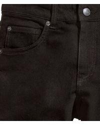 8a045b44 Lyst - H&M Jeans Super Skinny Fit in Black for Men