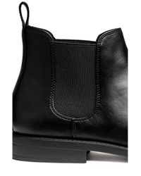 H&M - Black Chelsea Boots - Lyst