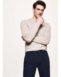 Hackett - Multicolor Elbow-patch Wool Sweater for Men - Lyst