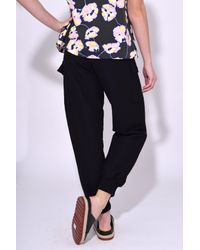 Marni - Trouser In Black for Men - Lyst