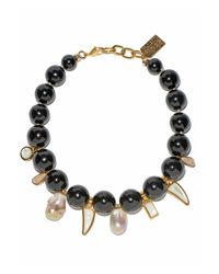 Lizzie Fortunato - Multicolor Evora Necklace - Lyst