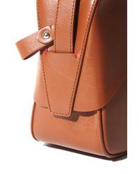 Tibi - Multicolor Garcon Bag In Cognac/blue Multi for Men - Lyst