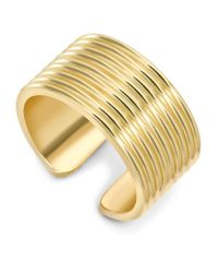 Theo Fennell - Metallic Gold Whip Torque Ring - Lyst