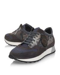 Billionaire - Multicolor Crest Low-top Sneakers for Men - Lyst