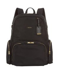 Tumi - Black Calais Backpack - Lyst