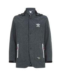 Adidas Originals - Black Ua & Sons Urban Jacket for Men - Lyst