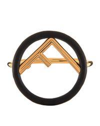 Fendi - Multicolor Leather Bracelet - Lyst