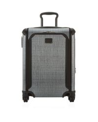 Tumi - Gray Tegra-lite Max Expandable Continental Carry-on Case - Lyst
