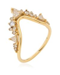 Fernando Jorge | White Fusion Large Wave Ring | Lyst