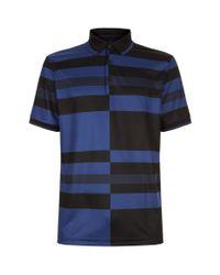 Bogner - Blue Chris Stripe Polo Shirt for Men - Lyst