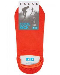 Falke | Cool Kick Orange Sports Socks for Men | Lyst