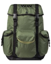 WOOD WOOD - Green Mills Backpack for Men - Lyst
