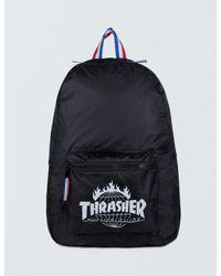 c574c46a37ef Lyst - Huf X Thrasher Tds Packable Backpack in Blue for Men