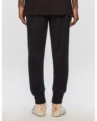 Public School | Black Fjorke Double Waistband Sweatpants for Men | Lyst