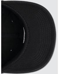 10.deep - Black Sound & Fury Strapback Cap for Men - Lyst