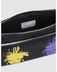 Calvin Klein - Black Warhol Self Portraits Sling Bag - Lyst