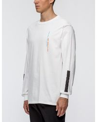The Quiet Life - White No Sad Club L/s T-shirt for Men - Lyst