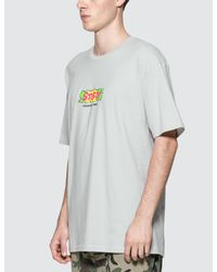 Stussy - Multicolor Liquid T-shirt for Men - Lyst