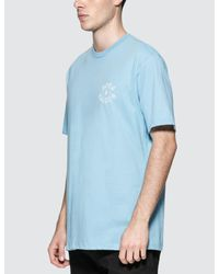 Born X Raised - Blue Westside Rocker S/s T-shirt for Men - Lyst