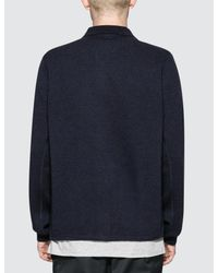 Norse Projects - Blue Magne Milano Knitted Sweater for Men - Lyst