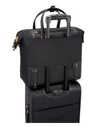 Henri Bendel - Black Jetsetter Carry-on Wheelie - Lyst