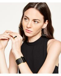 Henri Bendel - Metallic Bendel Rocks Ring - Lyst
