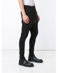 Boris Bidjan Saberi - Black Low-crotch Skinny Pant for Men - Lyst