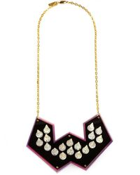 Sarah Angold Studio | Multicolor 'careo' Necklace | Lyst