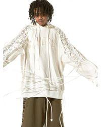 Juun.J | Multicolor Paratrooper Hooded Jacket for Men | Lyst