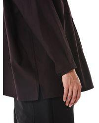 Toogood - Black Long Button-down Shirt - Lyst