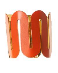 Uncommon Matters - Orange Winding Bracelet - Lyst