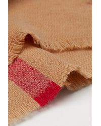 H&M - Multicolor Checked Scarf - Lyst