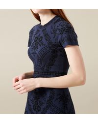 Hobbs - Blue Eloise Dress - Lyst