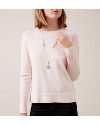 Hobbs - Metallic Savannah Long Necklace - Lyst