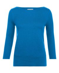 Hobbs - Blue Cesci Sweater - Lyst