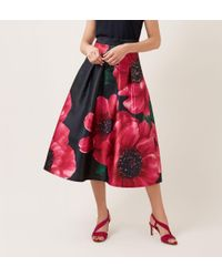 Hobbs - Multicoloured 'hermione' Skirt - Lyst
