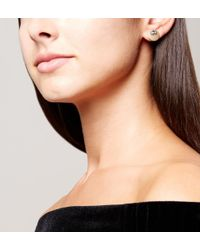Hobbs - Metallic Ola Earrings - Lyst