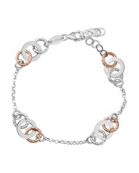 Links of London | Metallic Aurora Link Bracelet | Lyst