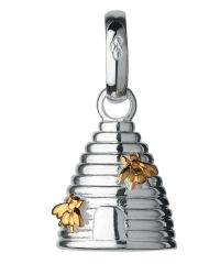 Links of London | Metallic Bee Happy Charm | Lyst