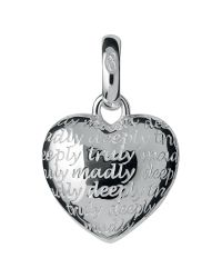 Links of London   Metallic Truly Madly Deeply Charm   Lyst