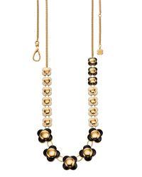 Orla Kiely | Metallic N4020 Ladies Necklace | Lyst