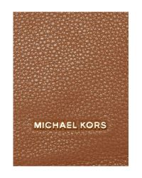 Michael Kors - Multicolor Lupita Tan Medium Hobo Bag - Lyst
